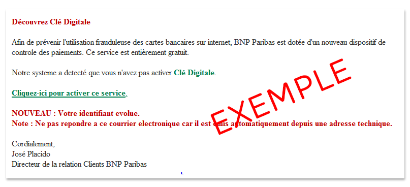 Rgles De Scurit Du Site BNP Paribas